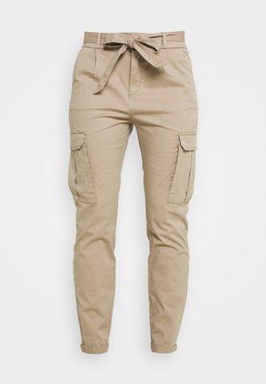 Pantaloni - silver mink