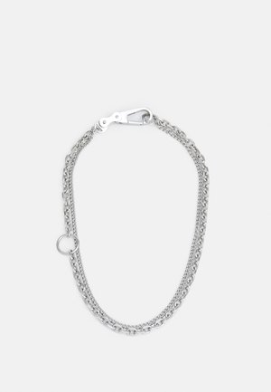 YIELD UNISEX - Necklace - silver-coloured