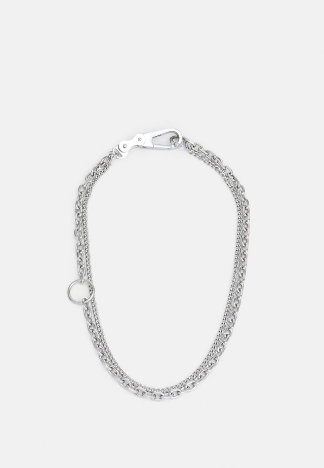 YIELD UNISEX - Halsband - silver-coloured