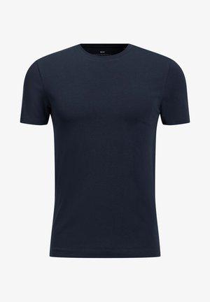 HERREN - Basic T-shirt - dark blue