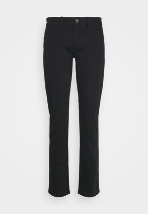 ALLAN - Trousers - black