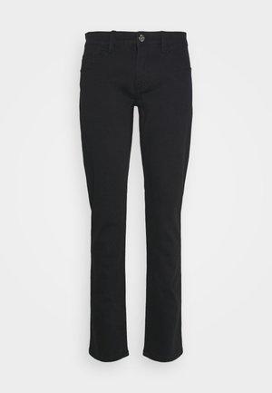 ALLAN - Pantaloni - black