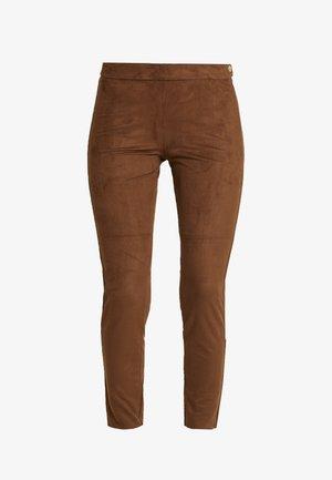 Kalhoty - winter hazelnut