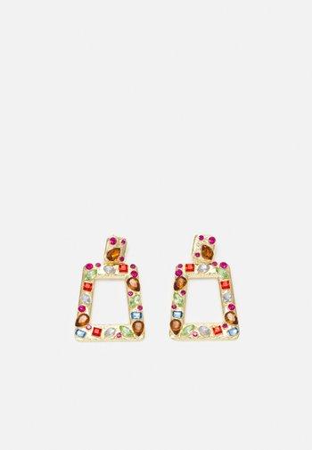 PCMIE EARRINGS - Earrings - gold colorured