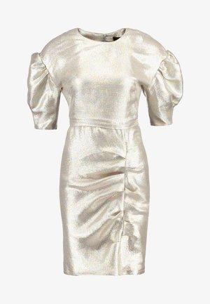 BAKER DRESS - Cocktailjurk - silver