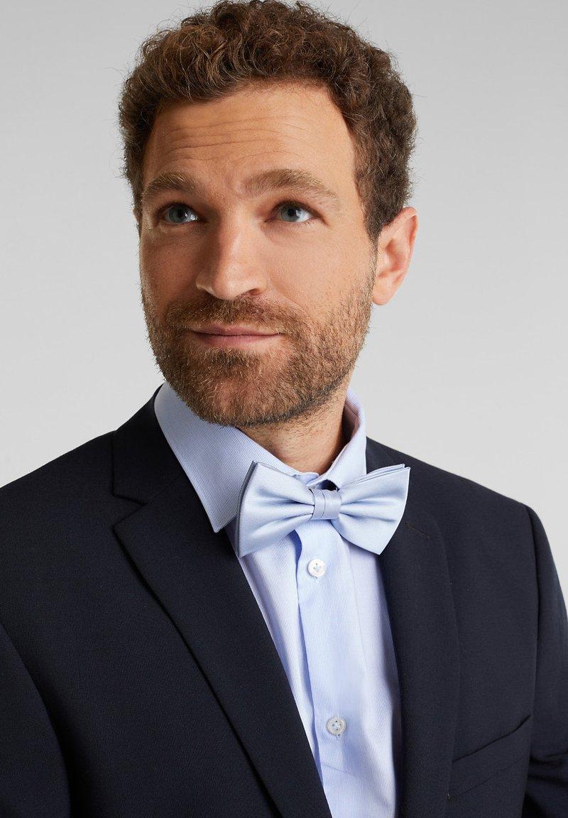 Esprit Collection - FLIEGE  - Bow tie - light blue