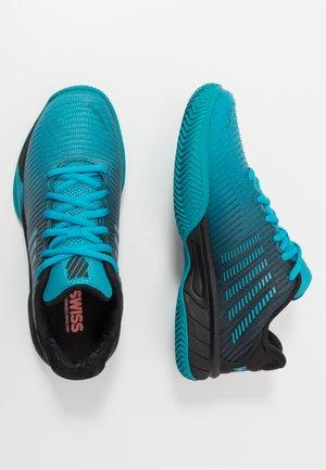HYPERCOURT EXPRESS 2 HB - Zapatillas de tenis para todas las superficies - algiers blue/black