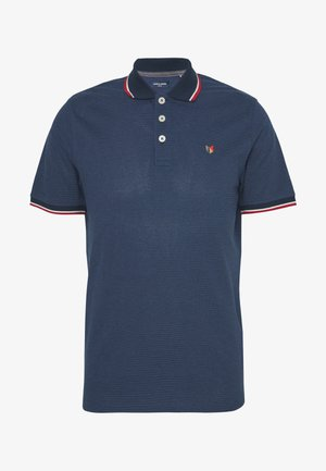 JPRBLUWIN - Polo shirt - navy blazer denim blue
