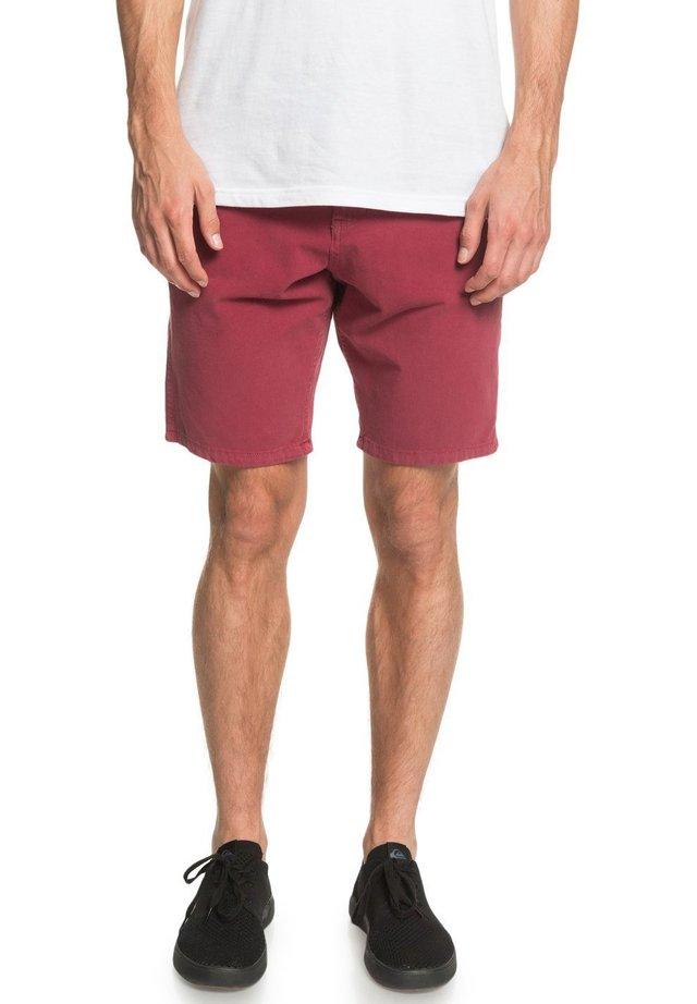 Denim shorts - apple butter
