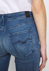 Replay - NEWLUZ HYPERFLEX - Jeans Skinny Fit - mediumblue - 5