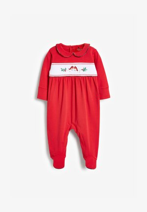ROBIN  - Sleep suit - red