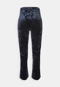Soaked in Luxury - EMI GENEVIEVE PANTS - Trousers - night sky - 1