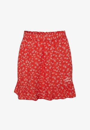 MET DESSIN - A-snit nederdel/ A-formede nederdele - red