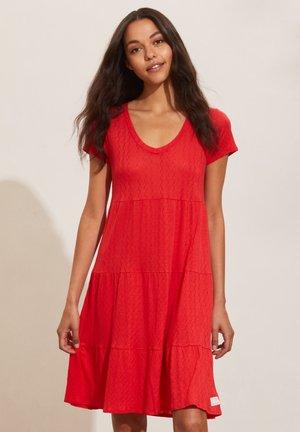 ALWAYS SUNNY - Day dress - ethos red