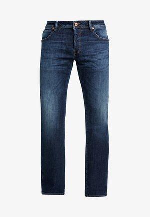 RODEN - Bootcut jeans - dark-blue denim