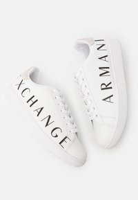 Armani Exchange - Tenisky - white - 5
