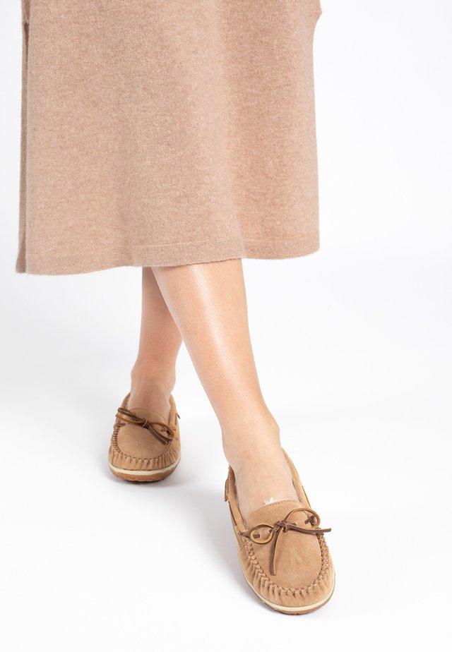 TILIA - Bootschoenen - light brown