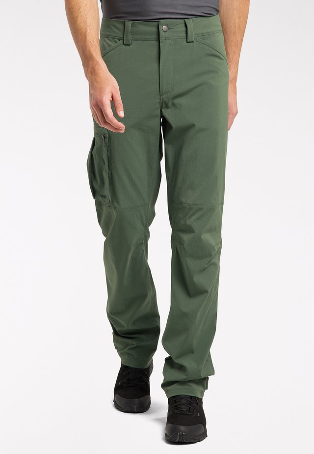 Outdoor trousers - fjell green