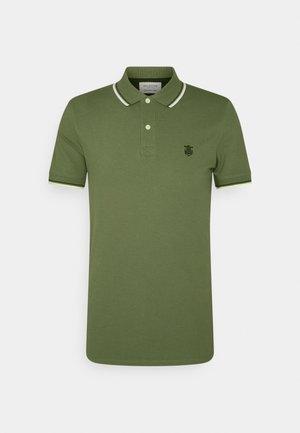 SLHNEWSEASON - Polo shirt - vineyard green