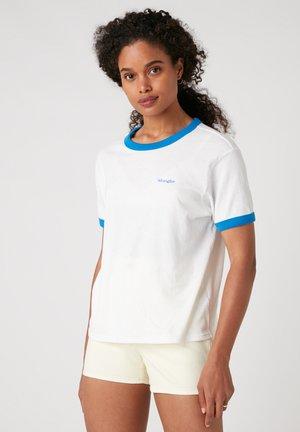 RELAXED RINGER - Camiseta estampada - strong blue