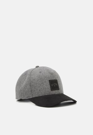 STACKED SNAPBACK UNISEX - Casquette - grey heather