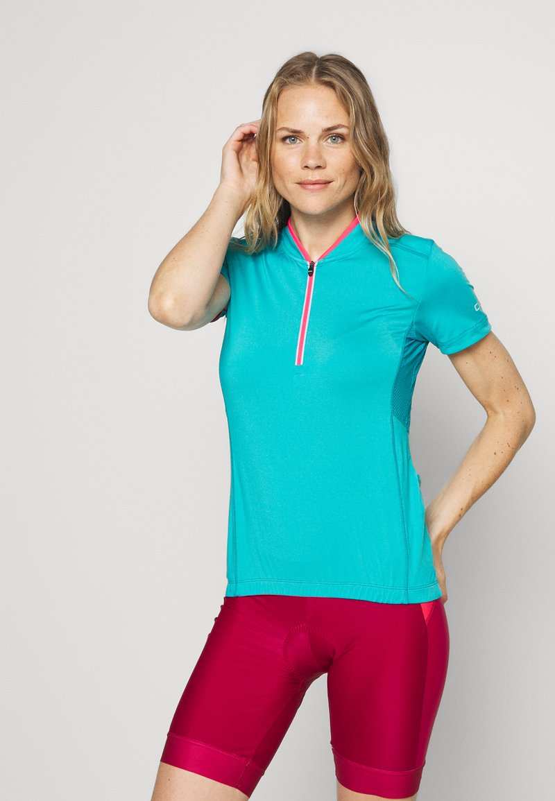 CMP - WOMAN BIKE - T-Shirt print - ceramic