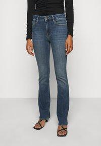 Frame Denim - LE MINI BOOT - Bootcut jeans - blendon - 0