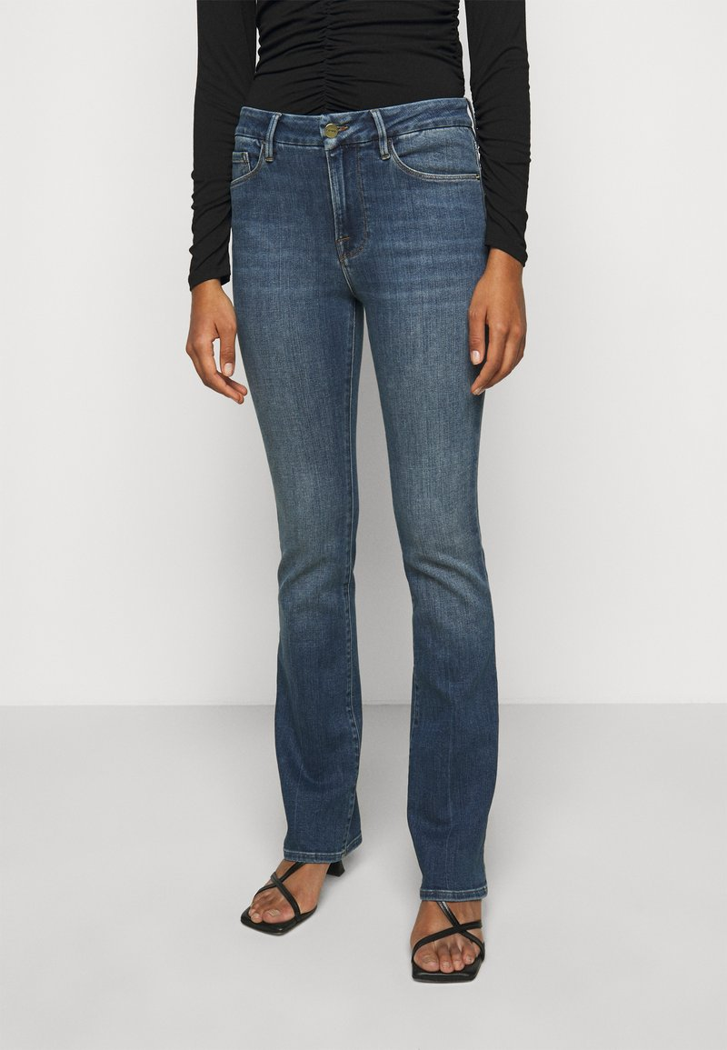 Frame Denim - LE MINI BOOT - Bootcut jeans - blendon