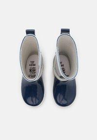 Playshoes - UNISEX - Bottes en caoutchouc - marine - 3