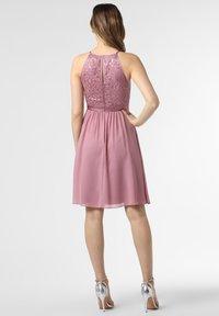 Marie Lund - Cocktail dress / Party dress - rosenholz - 1