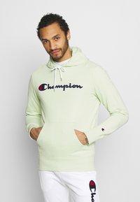 Champion Rochester - HOODED - Sweatshirt - mint - 0