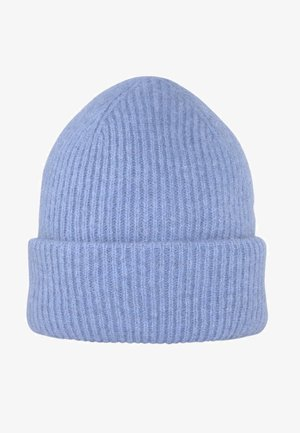 RIPP - Mütze - cosy blue melange