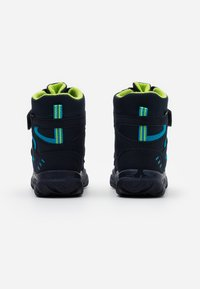 Superfit - HUSKY - Winter boots - blau/grün - 2