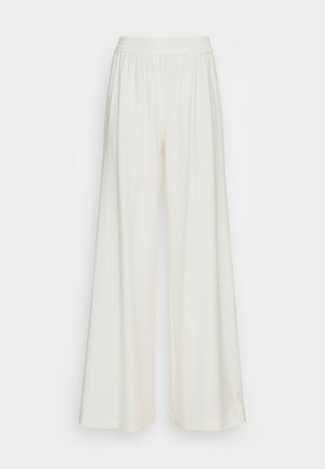 KENLEY PALAZZO PANT - Trousers - off white