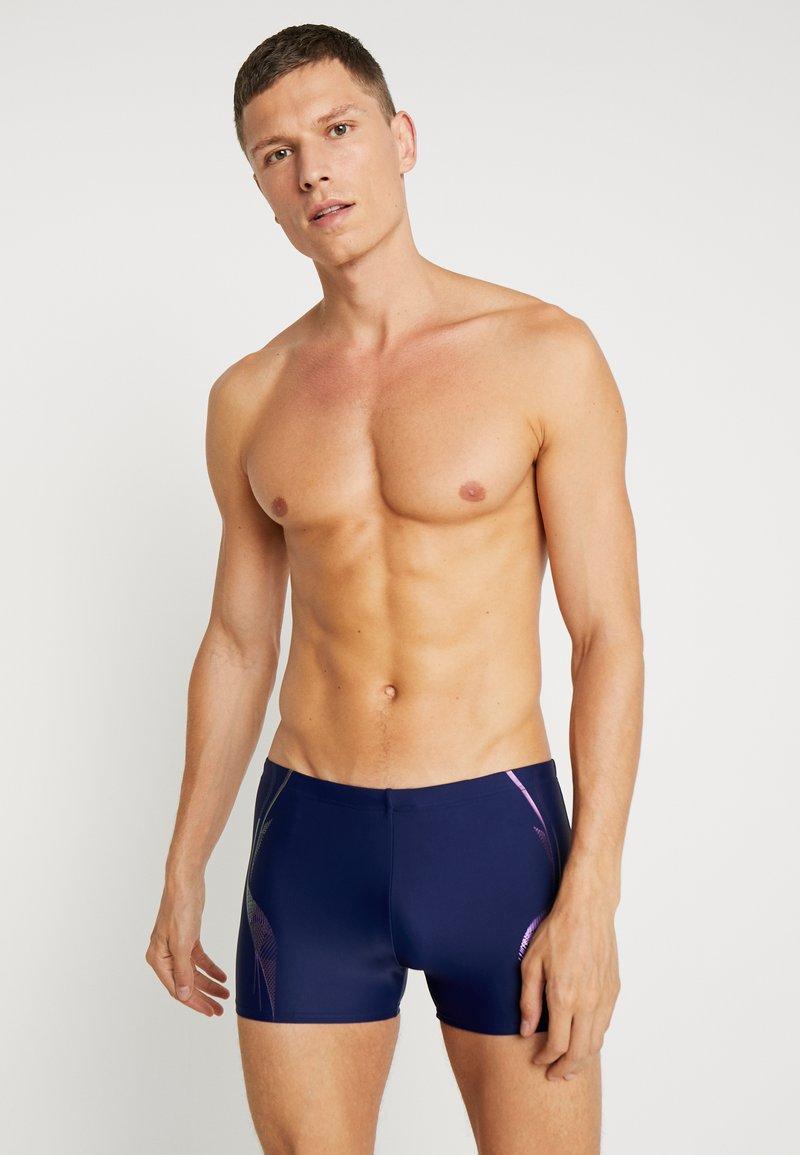 Arena - SLINKY SHORT - Swimming trunks - navy