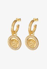 Versace - ORECCHINI - Earrings - bianco - 4