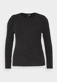 Vero Moda Curve - VMMAYA - Jersey de punto - black - 4