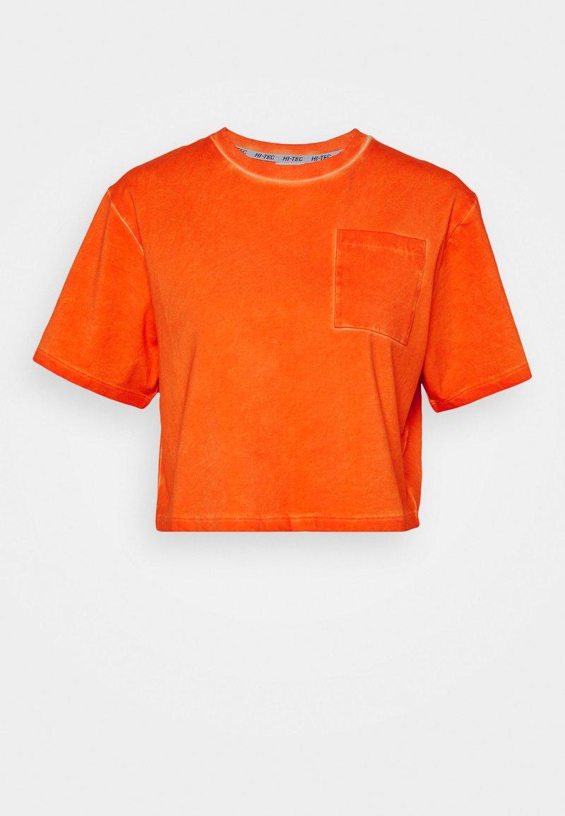 Hi-Tec - ISABELLE - T-shirt basic - arabesque