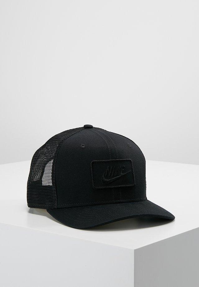 TRUCKER - Cap - black