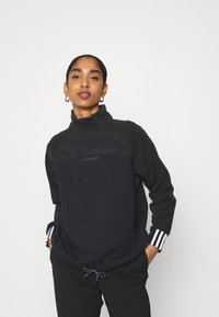 adidas Originals - SPORTS INSPIRED  - Sweatshirt - black - 0