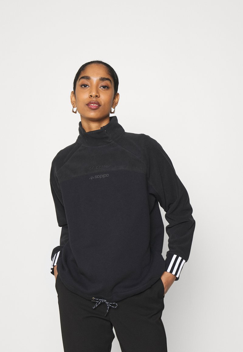 adidas Originals - SPORTS INSPIRED  - Sweatshirt - black