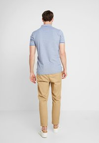 Selected Homme - SLHTWIST  - Polotričko - limoges twisted with egret - 2