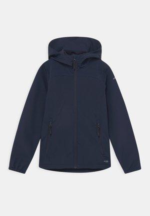 KOBRYN JR UNISEX - Soft shell jacket - dark blue