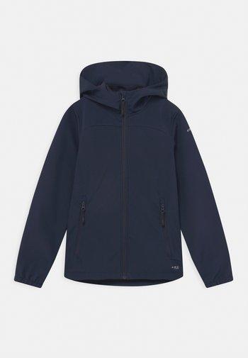 KOBRYN JR UNISEX - Softshellová bunda - dark blue