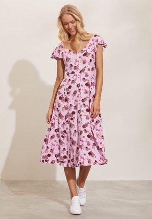 DAHLIA - Day dress - pink whisper