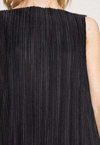 Weekday - IZAR DRESS - Vestito elegante - black - 6