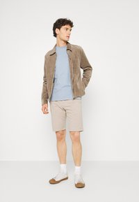 Tommy Jeans - SCANTON - Shorts - soft beige - 1