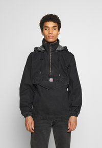 Karl Kani - RETRO WASHED  - Windbreaker - black - 0