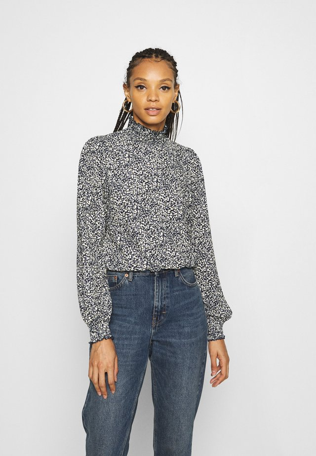 ONLZILLE SMOCK - Blusa - night sky graphic