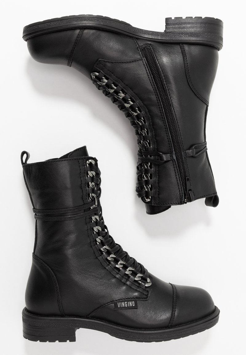 Vingino - LORY - Classic ankle boots - black